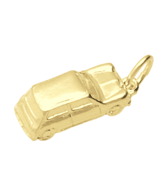 Gouden Mini ketting hanger
