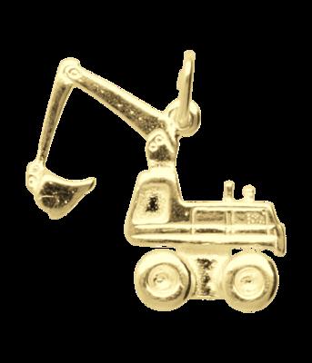 Gouden Dragline graafmachine ketting hanger
