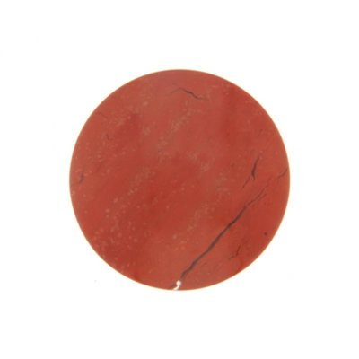 "MY iMenso ""red jasper"" gemstone 33mm insignia - uitlopend"