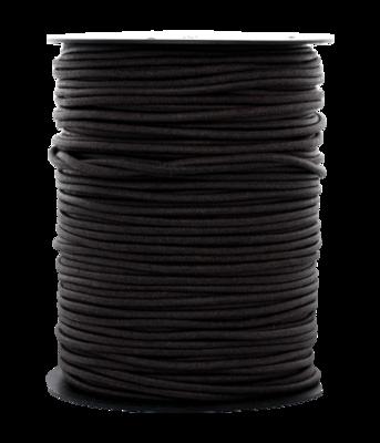 Waskoord 2.0 mm. donkerbruin waxkoord - per 10 meter