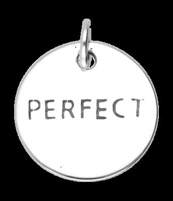 Zilveren Perfect kettinghanger